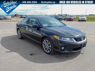 Used 2015 Honda Accord Coupe EX-L   Navigation   Leather for sale in Indian Head, SK