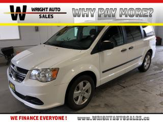 Used 2017 Dodge Grand Caravan Canada Value |7 PASSENGER|LOW MILEAGE|20,950 KM for sale in Cambridge, ON