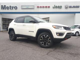 New 2020 Jeep Compass Trailhawk for sale in Ottawa, ON