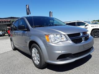 Used 2016 Dodge Grand Caravan SXT for sale in Bracebridge, ON