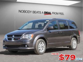 Used 2019 Dodge Grand Caravan SXT Premium Plus for sale in Mississauga, ON