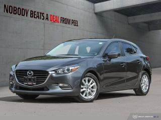 Used 2018 Mazda MAZDA3 GS*Moonroof*Heated Seats*Reverse Cam* for sale in Mississauga, ON