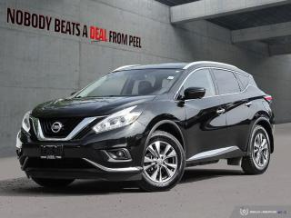 Used 2017 Nissan Murano SL for sale in Mississauga, ON