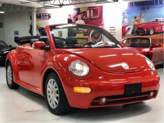 Used 2005 Volkswagen New Beetle Convertible GLS for sale in Paris, ON