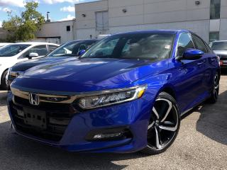 Used 2018 Honda Accord Sport, why buy new? for sale in Toronto, ON