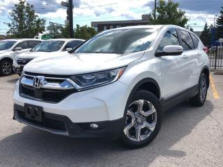 Used 2017 Honda CR-V EX, great price for sale in Toronto, ON