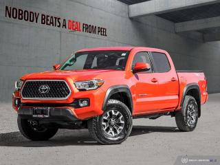 Used 2018 Toyota Tacoma TRD*Tonneau Cover*Heated Seats*Reverse Cam* for sale in Mississauga, ON