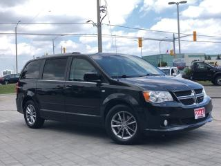Used 2014 Dodge Grand Caravan Anniversary Edition**Power Doors**DVD**NAV for sale in Mississauga, ON