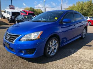 Used 2013 Nissan Sentra 1.8 SR for sale in Smiths Falls, ON
