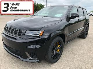New 2018 Jeep Grand Cherokee Trackhawk for sale in Smiths Falls, ON