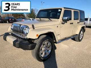 Used 2018 Jeep Wrangler JK Unlimited Sahara for sale in Smiths Falls, ON