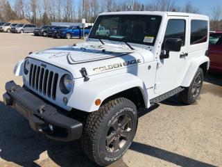 New 2018 Jeep Wrangler JK Golden Eagle for sale in Smiths Falls, ON