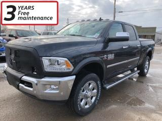 New 2018 RAM 3500 Laramie for sale in Smiths Falls, ON