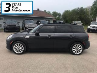 Used 2016 MINI Cooper Clubman Cooper S for sale in Smiths Falls, ON