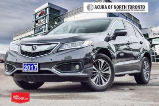 Used 2017 Acura RDX Elite at No Accident| Low KM| Remote Start for sale in Thornhill, ON