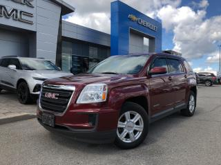 Used 2016 GMC Terrain SLE for sale in Barrie, ON