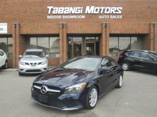 Used 2017 Mercedes-Benz CLA-Class CLA250 4MATIC | NO ACCIDENTS | NAVIGATION | REARCAM | LEATHR for sale in Mississauga, ON