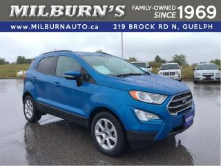 Used 2018 Ford EcoSport SE / Sunroof for sale in Guelph, ON