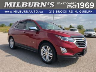 Used 2018 Chevrolet Equinox Premier AWD for sale in Guelph, ON