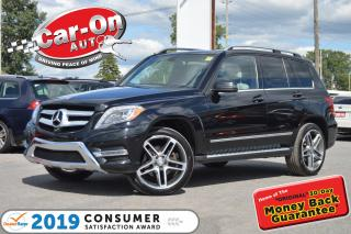 Used 2015 Mercedes-Benz GLK-Class AMG SPORT PKG DIESEL LEATHER NAV PANO ROOF LOADED for sale in Ottawa, ON