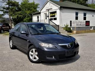 Used 2008 Mazda MAZDA3 1-Owner Power Group A/C for sale in Sutton, ON