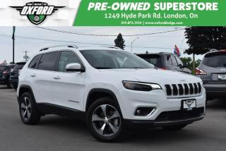 Used 2019 Jeep Cherokee Limited for sale in London, ON