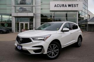 Used 2019 Acura RDX Elite SOLD!! for sale in London, ON