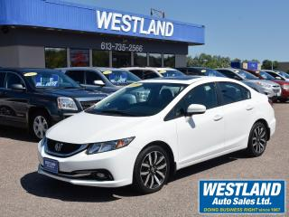 Used 2014 Honda Civic Touring for sale in Pembroke, ON