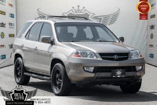 Used 2003 Acura MDX AWD, SUNROOF, LEATHER, HEATED & MEMORY SEATS for sale in Toronto, ON