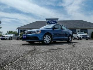 Used 2016 Volkswagen Jetta Sedan Trendline- BLUETOOTH- HEATED SEATS- BACKUP CAMERA for sale in Essex, ON