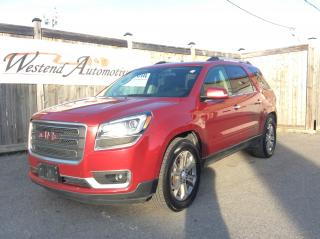 Used 2014 GMC Acadia SLT2 for sale in Stittsville, ON