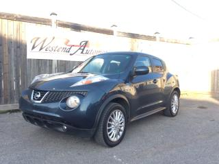 Used 2011 Nissan Juke SV for sale in Stittsville, ON