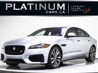 Used 2016 Jaguar XF S,  AWD, NAVI, HEADS UP, BLINDSPOT, CAM, SUNROOF for sale in Toronto, ON