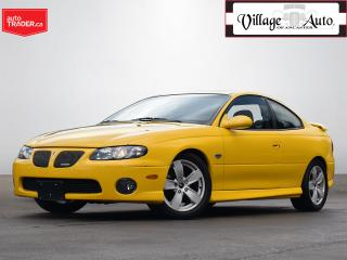 Used 2004 Pontiac GTO for sale in Ancaster, ON