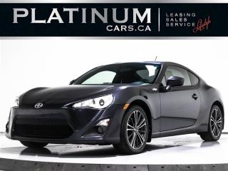 Used 2013 Scion FR-S 6-SPEED MANUAL, 200HP RWD, Power GROUPS, CRUISE, for sale in Toronto, ON