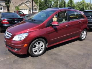 Used 2008 Mercedes-Benz B-Class Turbo for sale in Ancaster, ON