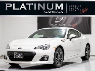 Used 2013 Subaru BRZ Sport TECH, MANUAL, KEYLESS, FOG LAMP, Heated Seat for sale in Toronto, ON