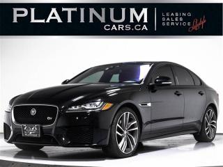 Used 2016 Jaguar XF S,  AWD, COMFORT & CONVENIENCE PKG,  BLINDSPT NAVI for sale in Toronto, ON