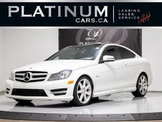 Used 2012 Mercedes-Benz C350 4MATIC NAVI, PANO, KEYLESS, HEATED, for sale in Toronto, ON