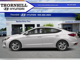 New 2020 Hyundai Elantra Preferred IVT  - Sweet Style for sale in Thornhill, ON