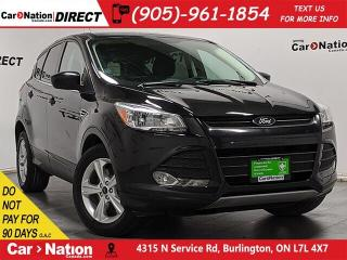 Used 2014 Ford Escape SE| 4X4| LOCAL TRADE| BACK UP CAM| HEATED SEATS| for sale in Burlington, ON