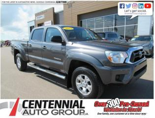 Used 2012 Toyota Tacoma 4WD DOUBLE CAB V6 AUTO for sale in Charlottetown, PE