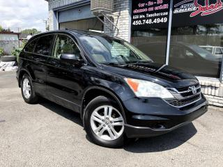 Used 2011 Honda CR-V 4 RM 5 portes EX-L avec navigation for sale in Longueuil, QC