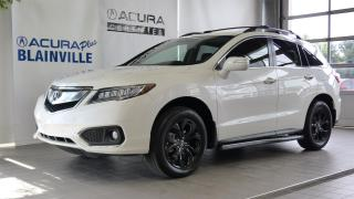 Used 2017 Acura RDX ÉLITE ** ENSEMBLE ONYX ** for sale in Blainville, QC