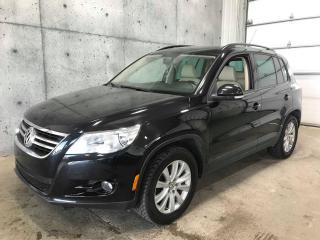 Used 2009 Volkswagen Tiguan COMFORTLINE 4Motion, TOIT PANORAMIQUE for sale in Lévis, QC
