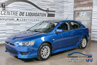 Used 2011 Mitsubishi Lancer SE for sale in Laval, QC