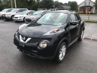 Used 2015 Nissan Juke SV AWD for sale in Québec, QC