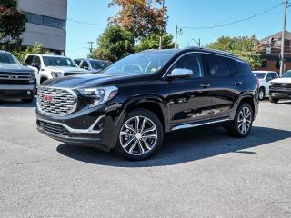 Used 2019 GMC Terrain Denali  - Sunroof - Power Liftgate for sale in Ottawa, ON