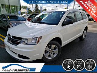 Used 2014 Dodge Journey Canada Value Pkg A/C, MAGS+ for sale in Blainville, QC