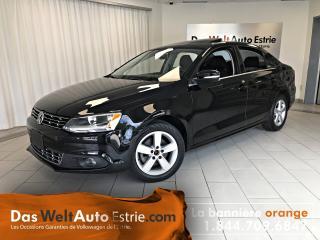 Used 2014 Volkswagen Jetta 2.0 TDI Comfortline, Toit, Manuel for sale in Sherbrooke, QC